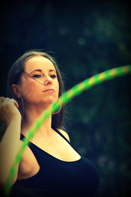 hula hop na odchudzanie