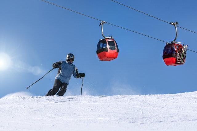 Szkolenia dla narciarzy w Alpach
