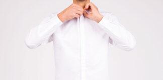 zakup męskiej koszuli